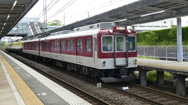近鉄:2410系(2417F)・5200系(5105F)-01