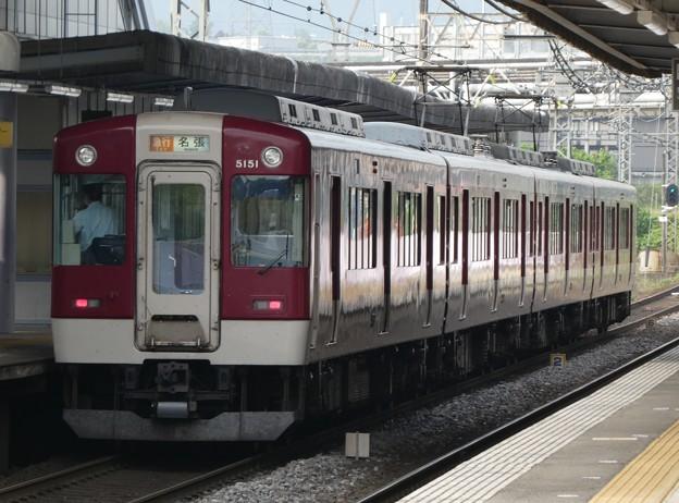 近鉄:5200系(5101F)-01