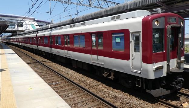 近鉄:9000系(9003F)・2800系(2817F)-01