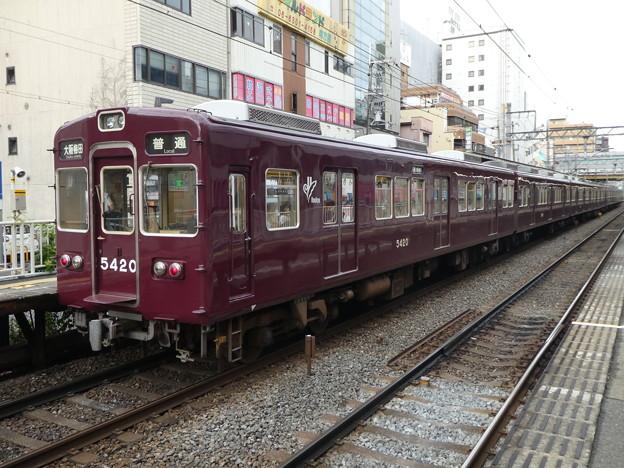 Photos: 阪急:5300系(5319F)-07