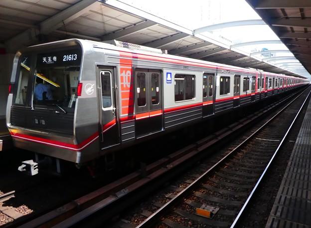 大阪メトロ:21系(21613F)-01