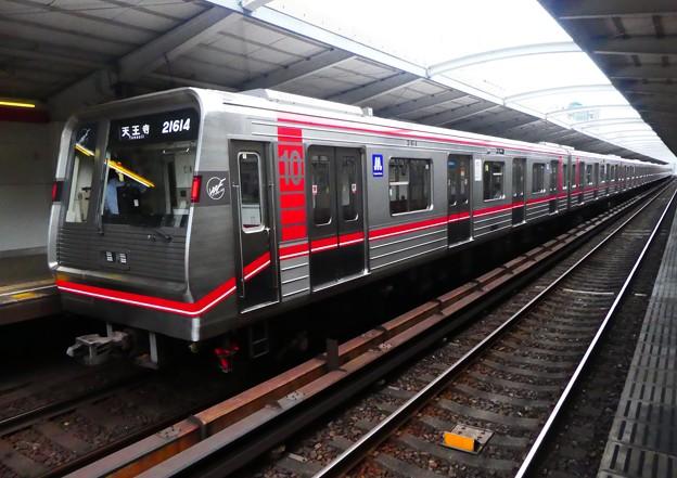 大阪メトロ:21系(21614F)-01