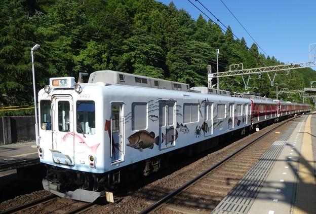 近鉄:2410系(2423F)・5200系(5101F)-01
