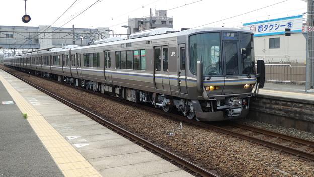 JR西日本:223系(W001)-01