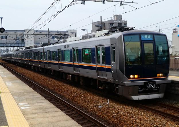 JR西日本:321系(D22)-01