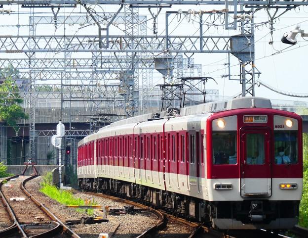 近鉄:8810系(8922F)・1233系(1239F)-01