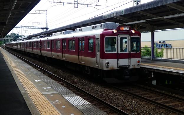 近鉄:8400系(8353F)・8600系(8606F)-01