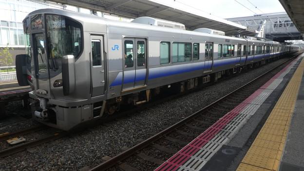JR西日本:225系(HF437・HF412)-01