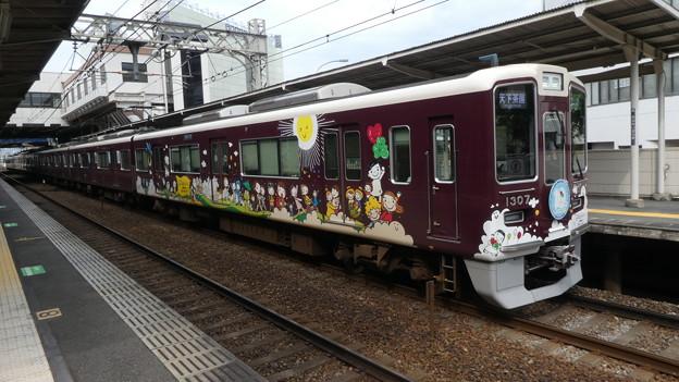 阪急:1300系(1307F)-03