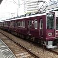 Photos: 阪急:8000系(8032F)・7000系(7017F)-01