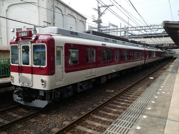 近鉄:8600系(8617F)・1233系(1245F)-01