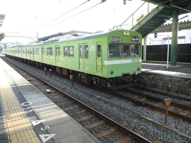 JR西日本:103系(NS407)-02
