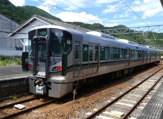JR西日本:227系(SR09)-01