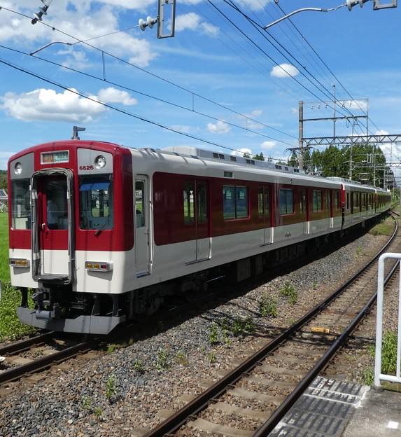 近鉄:6620系(6626F)-02