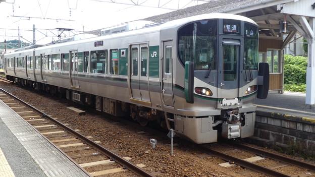 JR西日本:227系(SR08)-01
