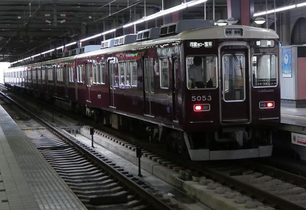 阪急:5000系(5001F)-01