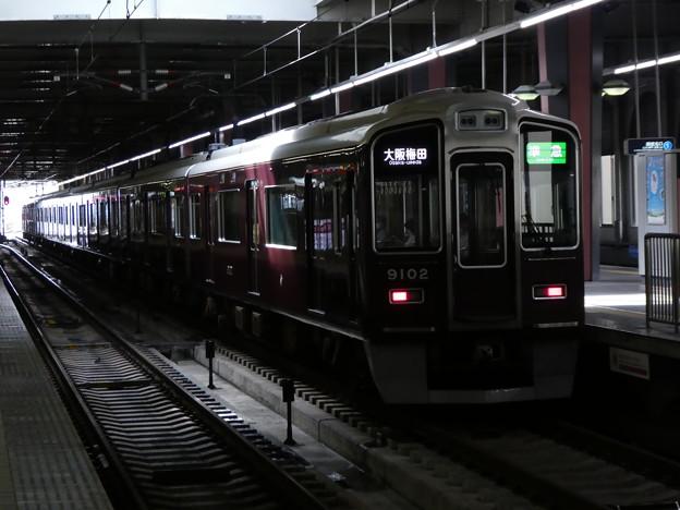 阪急:9000系(9002F)-01
