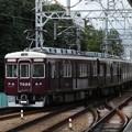 阪急:7000系(7033F)・6000系(6115F)-01
