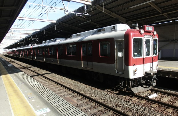 近鉄:8000系(8728F)・1252系(1252F)-01
