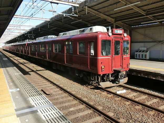 近鉄:8400系(8414F・8412F)-01