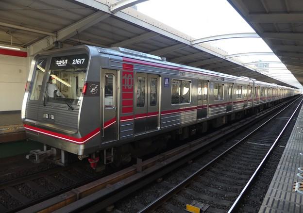 大阪メトロ:21系(21617F)-01