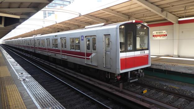 大阪メトロ:10系(1119F)-01