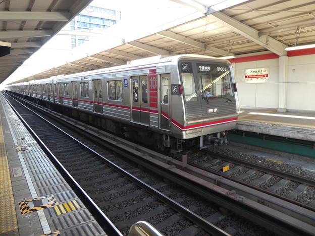 大阪メトロ:21系(21603F)-01
