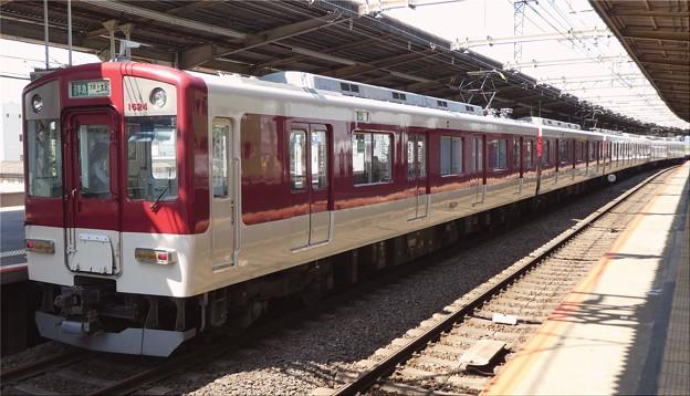 近鉄:1620系(1624F)・2410系(2424F)