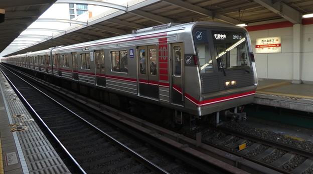 Photos: 大阪メトロ:21系(21612F)-02