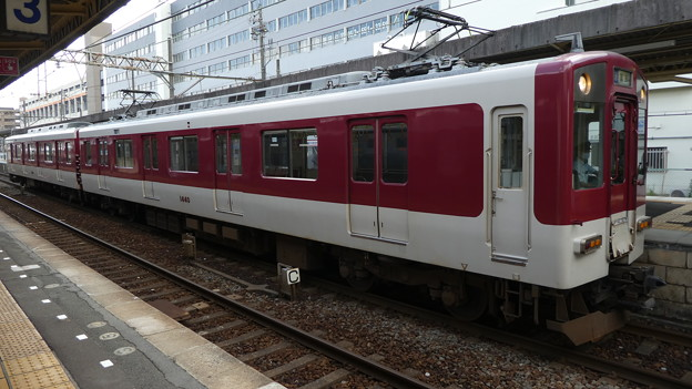 近鉄:1437系(1440F)-01