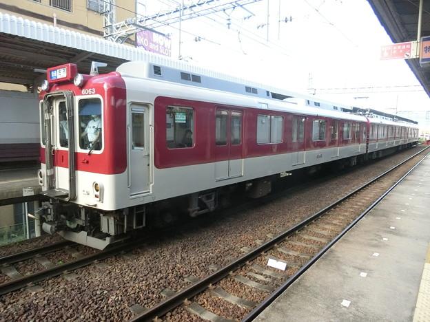近鉄:6020系(6063F)-01