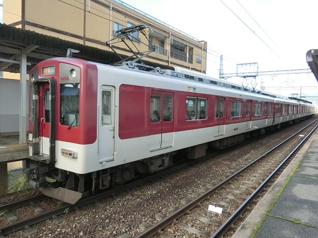 近鉄:6407系(6407F)・6600系(6601F)-01