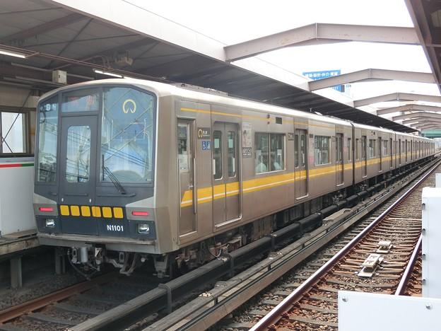 名古屋市交通局:N1000形(N1101F)-01