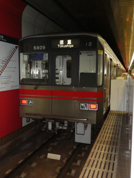 名古屋市交通局:6000形(6109F)-01