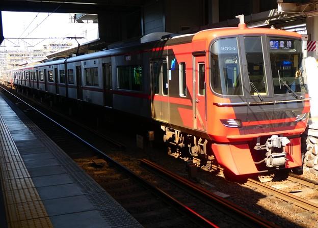 名鉄:9500系・3150系-01