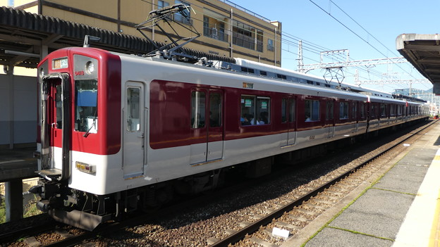 近鉄:6413系(6418F)・6407系(6411F)-01