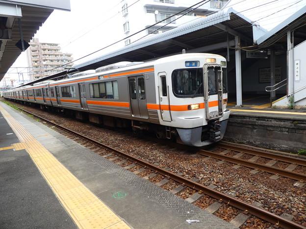 JR東海:313系(Y4・Y34)-01
