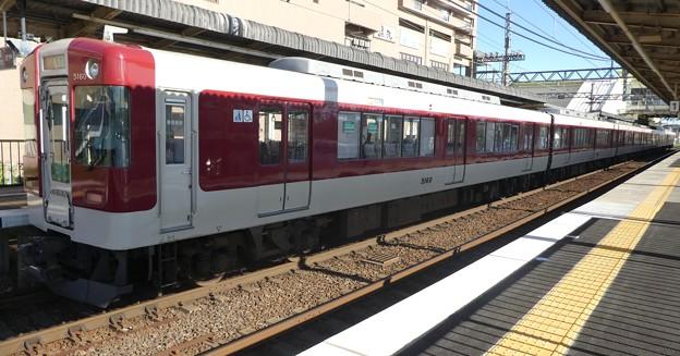 近鉄:5209系(5109F)・1810系(1827F)-01