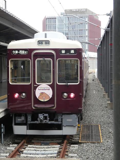 阪急:6000系(6023F)-01