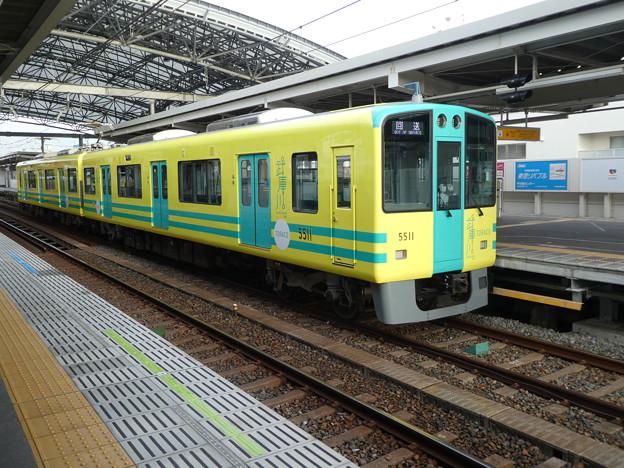 Photos: 阪神:5500系(5511F)-01