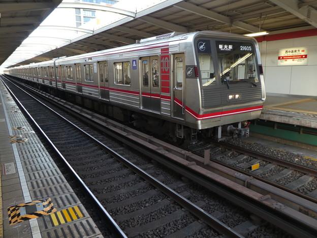 大阪メトロ:21系(21605F)-01
