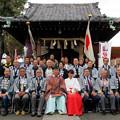 Photos: 一昨日の太田神社七五三詣り...