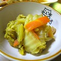 Photos: 白菜のカレー風味のとろとろ煮…