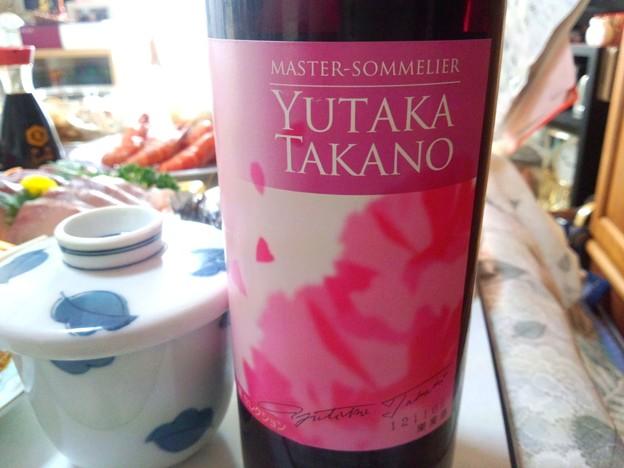 赤ワイン…