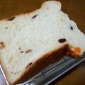 Photos: ドライフルーツ食パン2回目…
