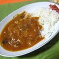 Photos: キッチン飛騨のハヤシライス・・・