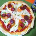 Photos: 昭和のピザ・・・