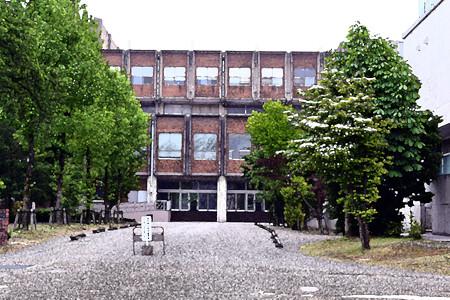 母校・金沢美術工芸大学