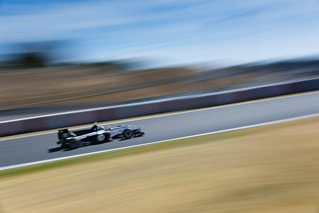 Vitantonio Liuzzi/HP REAL RACING