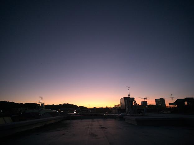 夕焼け 2021-09-19(日)